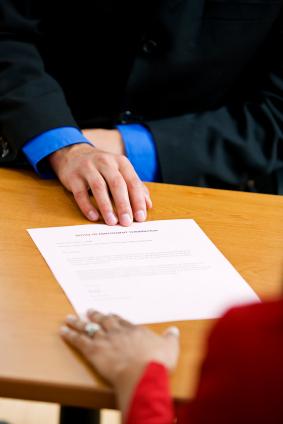 Rechtsanwalt Mass Hilft Ihnen Im Arbeitsrecht Kündigung